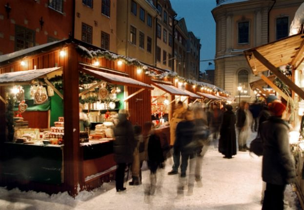 Twelve Christmas markets to look forward to in Sweden this year