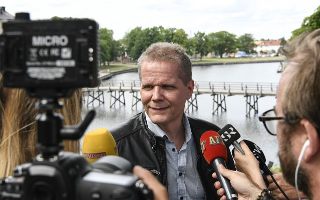 Swede wrongly convicted of murder to get record compensation after 13 years of jail