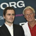 'Björn Borg is still the king, he's like Abba'