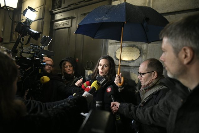 Swedish Academy cuts ties to man accused of sexual harassment