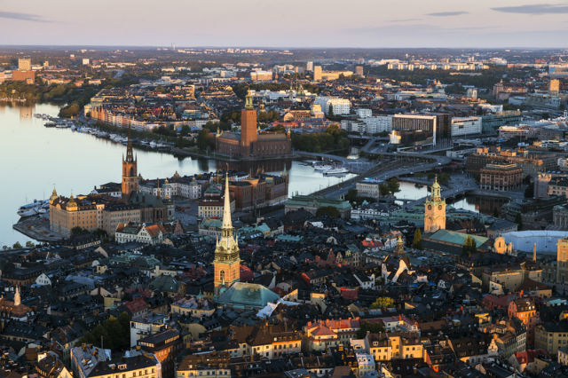 Find out why Stockholm is much bigger than most people think