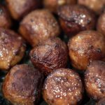 Truck carrying 20 tonnes of Swedish meatballs topples over