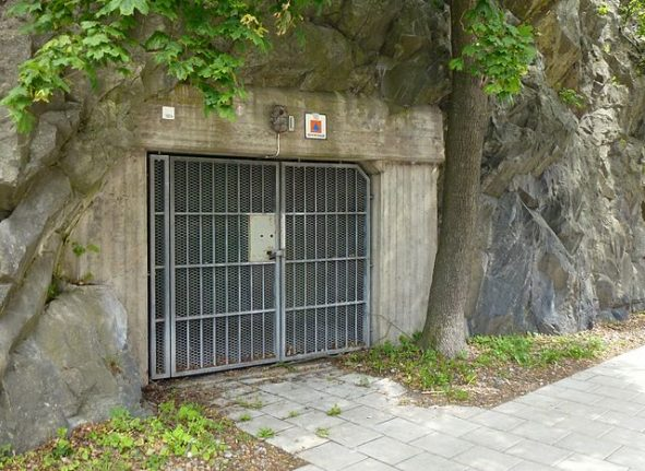 Why Sweden is home to 65,000 fallout shelters