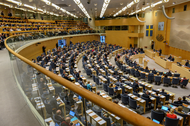 Sweden's democracy is strong, new report says