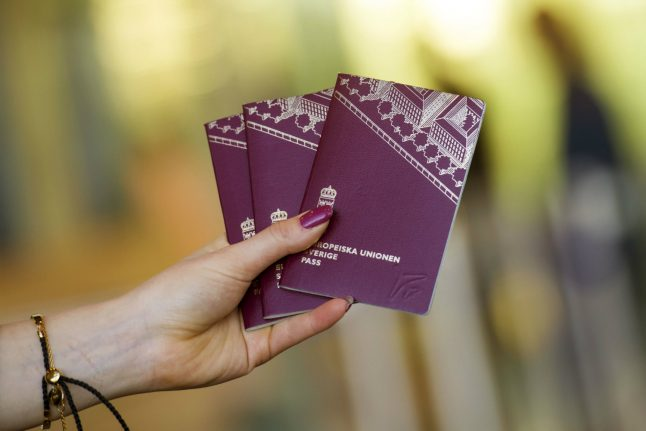 More Brits want Swedish citizenship since Brexit: report