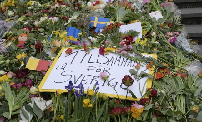 Stockholm terror trial could begin in February