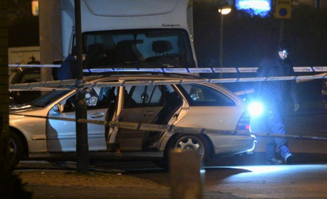 Suspect in fatal Malmö shooting released: police