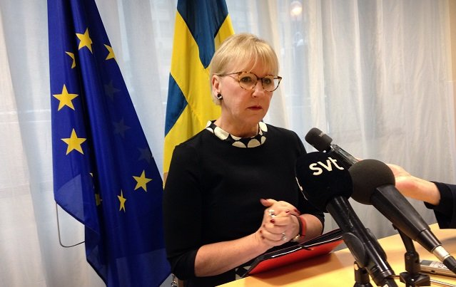 Sweden criticized for classifying almost 900 pages about its UN campaign
