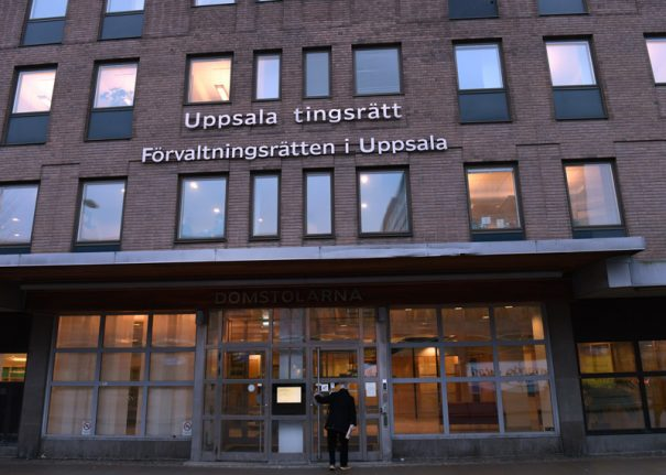Swede to appeal online rape conviction: lawyer