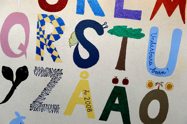 The Swedish Teacher: When to use the mysterious 's'