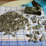 Swede makes thousands after discovering buried Viking treasure