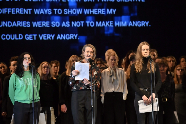 'Why Sweden's #MeToo wave is not despite but because of its gender equality'