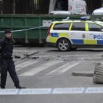 First police to respond to Stockholm terror attack lacked protective equipment: report