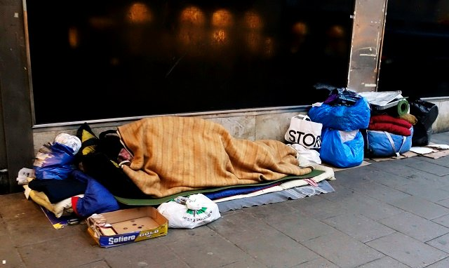 How Sweden's housing crisis is fuelling homelessness