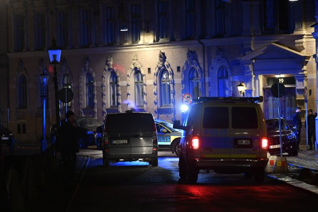 Two men to appear in court over Gothenburg synagogue attack