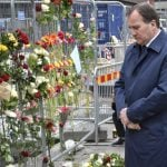 Löfven: Stockholm terror attack my toughest day as Sweden's PM