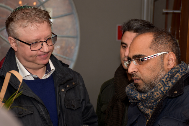 'All forms of anti-Semitic expression are unacceptable': Muslim and Jewish leaders react to anti-Semitic attacks in Sweden