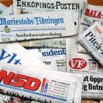 Proposed new law could see Swedish media prosecuted for espionage