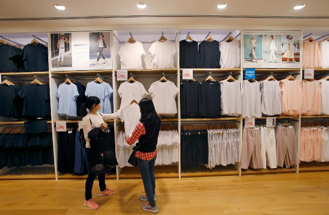 In pictures: Uniqlo to open first Scandinavian store in Stockholm