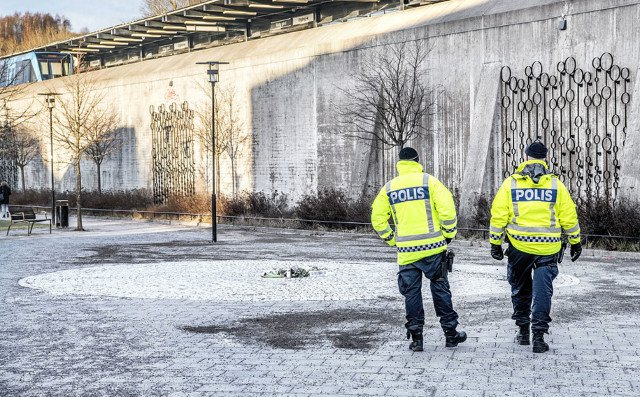 Man killed by grenade in Stockholm suburb 'thought it was a toy'