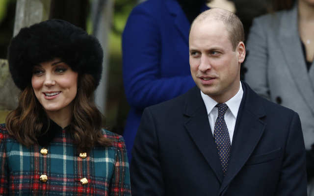 William and Kate to meet Stellan Skarsgård and Alicia Vikander on royal visit to Sweden