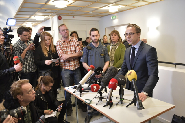 Charges to be brought against Stockholm terror suspect Akilov
