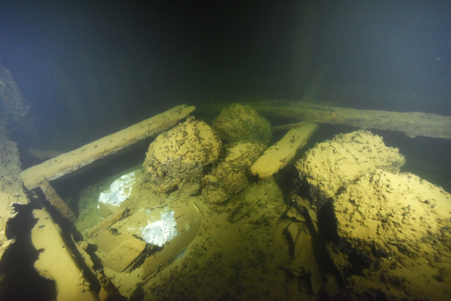 WATCH: New video of shipwrecks in Stockholm's archipelago