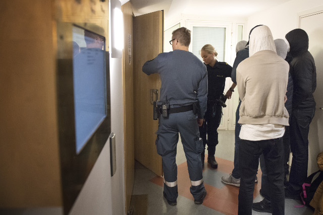 Five convicted over shooting and stabbing murders in Stockholm suburb