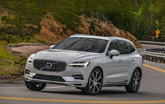 Fourth consecutive year of record sales for Volvo