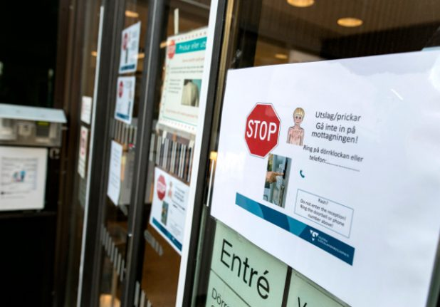 More than 60 babies may have been exposed to Gothenburg measles infection