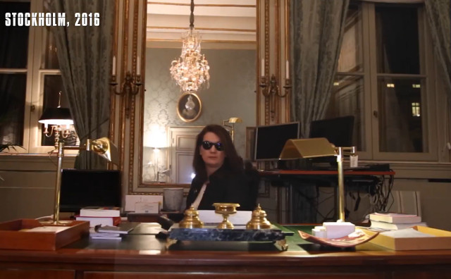 Sweden's PM and EU Minister star in Mission Impossible spoof