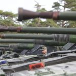Sweden's armed forces want to double defence budget by 2035