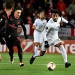 Graham Potter's Östersund defeated by football giants Arsenal