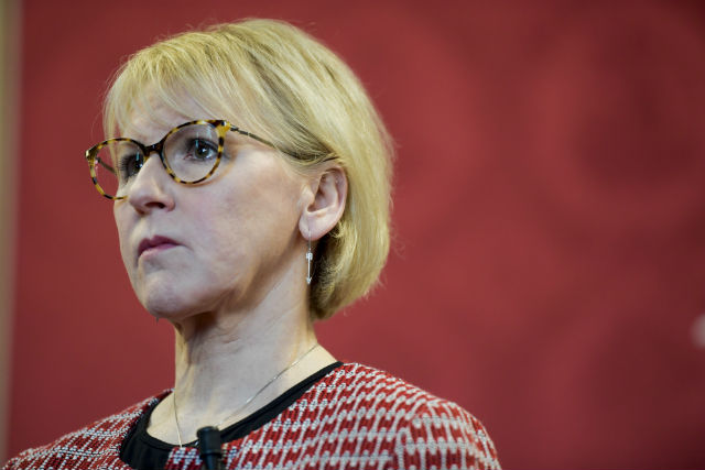 Sweden pushes feminist foreign policy in wake of #MeToo