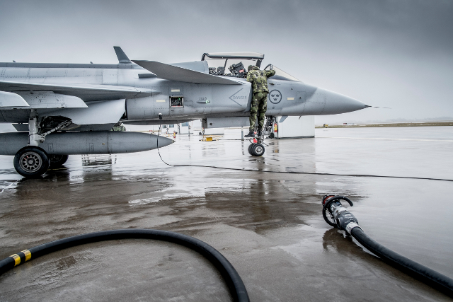 Swedish arms exports topped 11 billion kronor last year