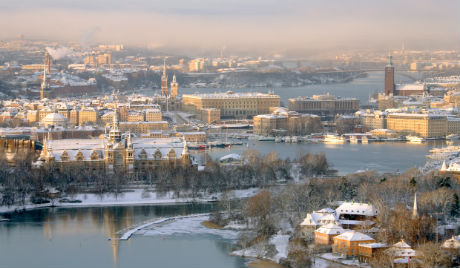 Stockholm ousts Oslo as most dynamic Nordic region