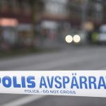 Truck carrying biogas canisters overturns in southern Sweden