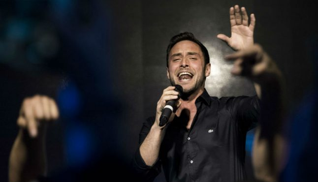 Eurovision star hit by plagiarism claim before UK TV debut