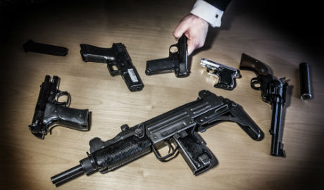 Swedish amnesty sees 800 guns handed over in a single week