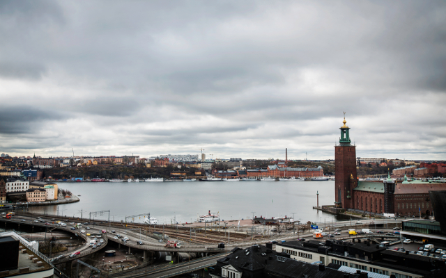 Why Brexit could give cashless Sweden a big tech boost