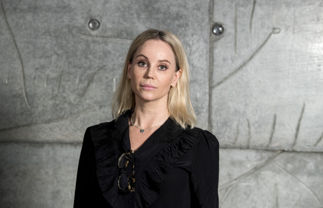 How The Bridge star Sofia Helin and Sweden's #MeToo movement are taking on sexism
