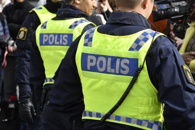 'The threats to Sweden are greater than in a long time'