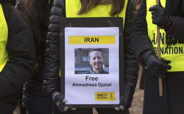 Stockholm academic's death sentence in Iran 'definitive': lawyer