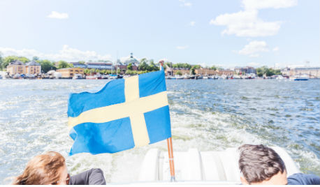 A year on from 'Last Night in Sweden' US tourists flock in