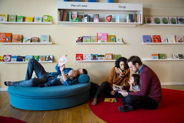 Bringing up kids multilingual in Sweden: the tales of six families