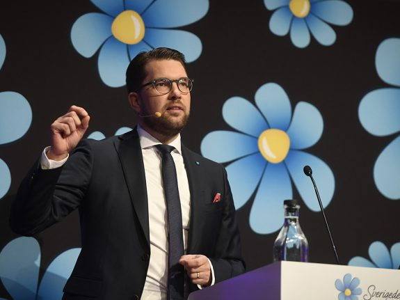 Citing 'credibility' issues, Sweden Democrats eye 'compromise'