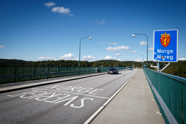 Irish border after Brexit? How Sweden-Norway keep things smooth