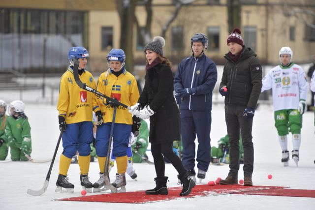 Six very Swedish sports to try your hand at