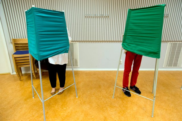 Sweden warns of 'certain foreign powers' meddling in the 2018 election