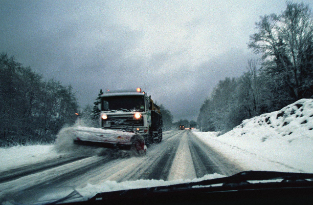 More snow expected in southwestern Sweden